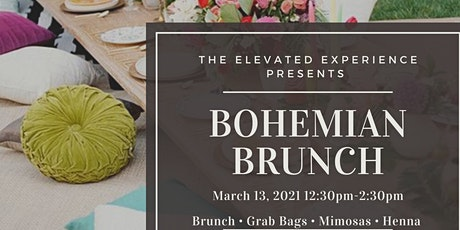 Bohemian Brunch tickets