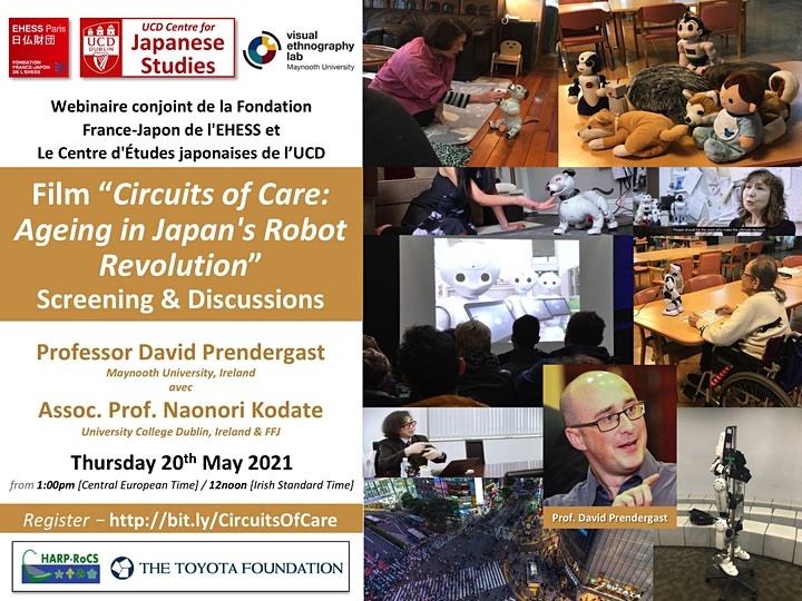 Circuits of Care: Ageing in Japan's Robot Revolution - Film Screening + Q&A image