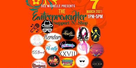 The EntrepreneuHer Support N Shop tickets