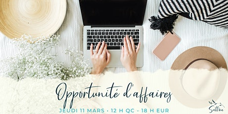 Opportunité d'affaires doTERRA tickets