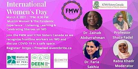 Listening, Learning & Celebrating Sheroes on International Women's Day tickets