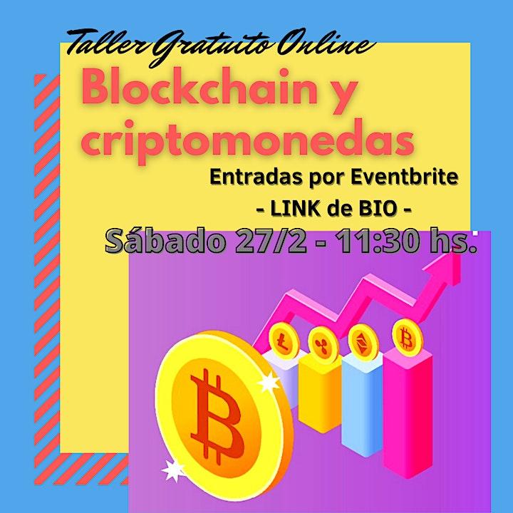 Imagen de Introducción a Blockchain y criptomonedas