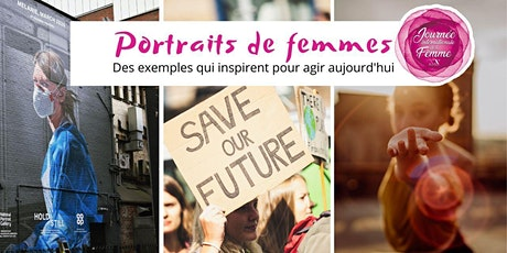 Journée internationale de la femme : Atelier participatif Zoom billets