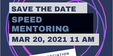 Speed Mentoring - Free Registration tickets