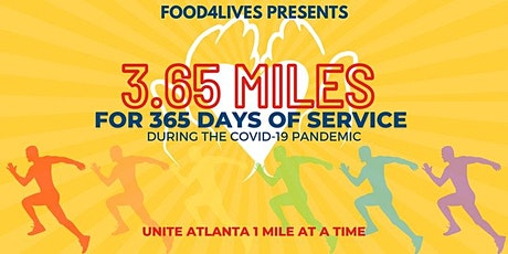 3.65 Mile 365th Day Service Fundraiser tickets