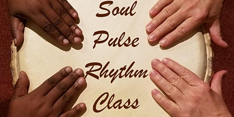 Soul Pulse Online Intermediate Drum Class Series tickets