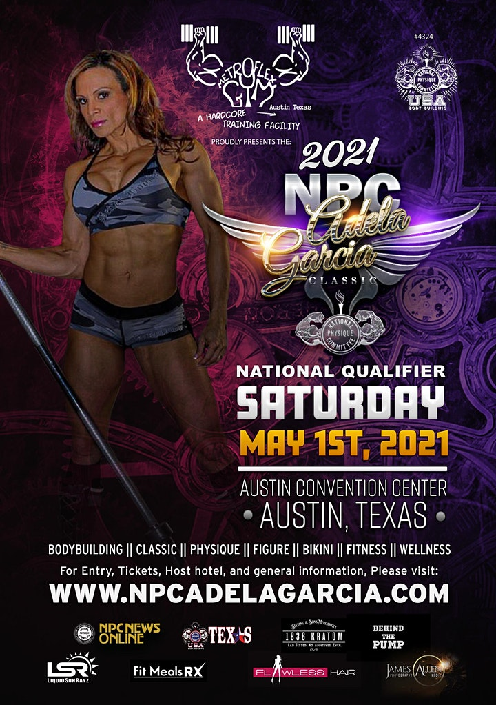 2021 NPC Adela Garcia Classic image