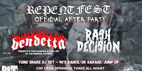 REPENT FEST AFTER PARTY! tickets