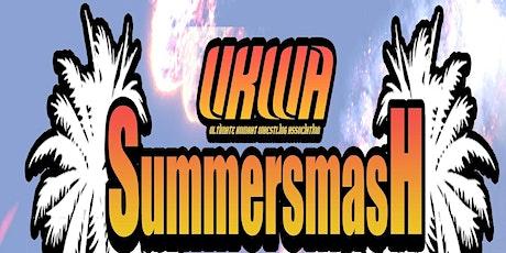 UKWA Summersmash Tickets
