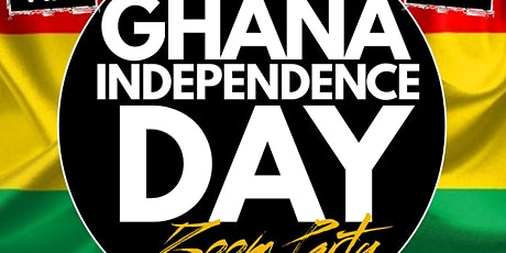 The PM's Ghana Independence Zoom Party tickets
