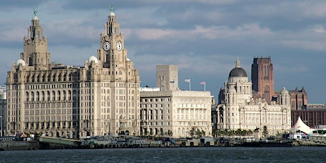 Liverpool's Wonderful Waterfront: ZOOM tour with Ed Glinert tickets
