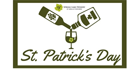 St. Patrick's  Wine and Whiskey Weekend tickets
