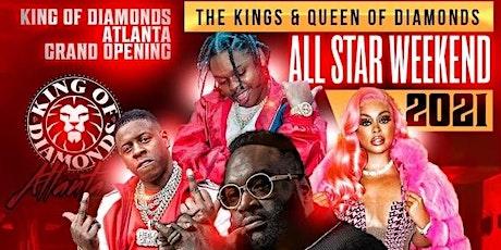 ALL STAR WEEEKEND @ KING OF DIAMONDS ATLANTA tickets