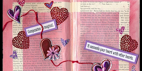 Virtual Family Art Day: Practicing Compassion Through Art Journaling tickets