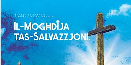 Il-Mogħdija Tas-Salvazzjoni tickets