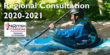 Regional Consultation - Spring 2021 tickets