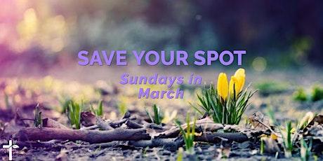 BBC Sunday Service on March 14, 2021 tickets
