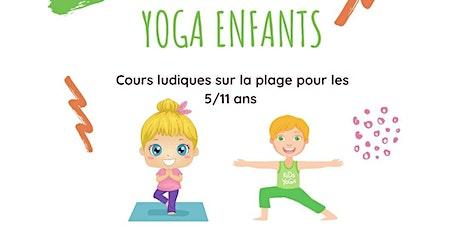 Cours Yoga Enfants 5-11 ans billets
