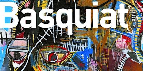 Basquiat Paint Night tickets