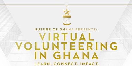 FOG Virtual volunteering programme 2021 tickets