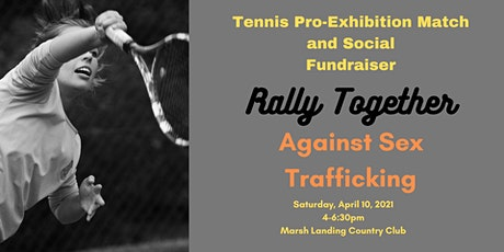 Rally Together Against Sex Trafficking tickets