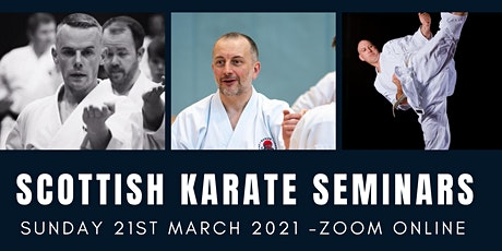 Scottish Karate Seminars tickets