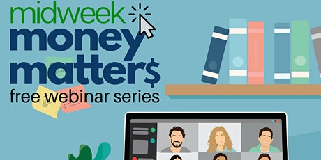 Midweek Money Matters: Reduce the Risk of Financial Scams and Freeze Credit tickets