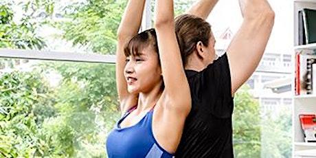 Yoga und Entspannung für den unteren Rücken - Online Workshop Tickets