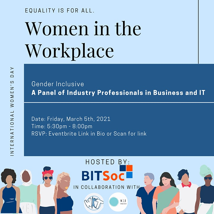 Women in the Workplace image