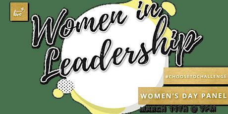 Hamilton HIVE: Women In Leadership Panel tickets