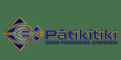 Pātikitiki   Māori Frameworks Symposium tickets