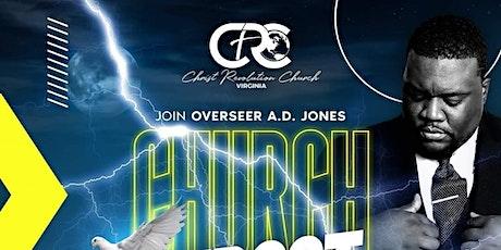 Church Reboot  2021 tickets