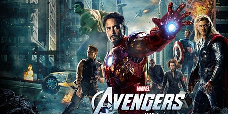 Fancy Dress -Super Hero Drive-in Cinema  Night -The Avengers tickets