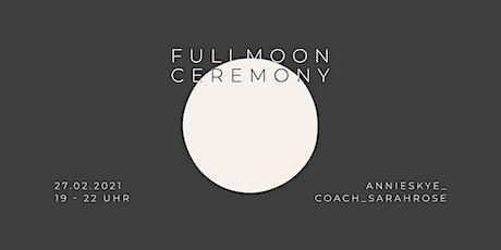 "Fullmoon Ceremony ""QUANTENHEALING"" von Sarah Rose & Annie Skye tickets"