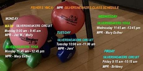 FISHERS YMCA SILVERSNEAKERS CLASS - MPR tickets