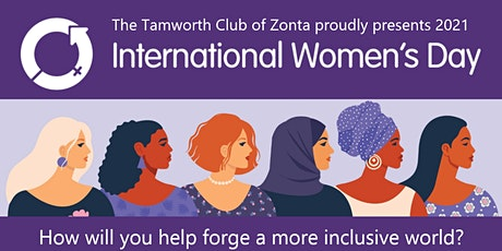 2021 International Women's Day Celebration Tamworth tickets