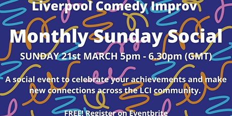 LCI Monthly Celebratory Social tickets