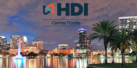 HDI Central Florida Chapter March Virtual Event 3/24/21 tickets