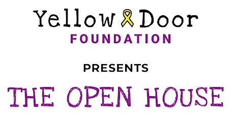 Yellow Door Open House tickets
