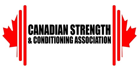 Canadian Strength and Conditioning Association  Inaugural Conference tickets