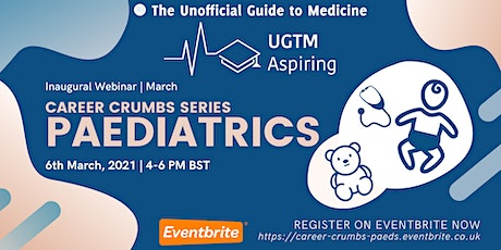 Career Crumbs - Paediatrics tickets