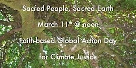 Sacred People, Sacred Earth tickets