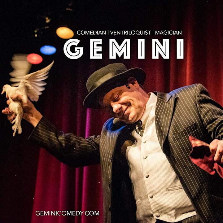 Gemini: Magic & Comedy image