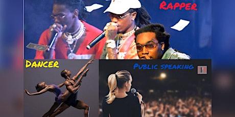 All Talents entradas