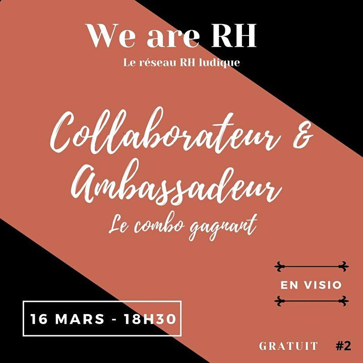 Image pour We are RH - Collaborateur & Ambassadeur #2