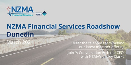 NZMA Financial Services Roadshow | Dunedin tickets