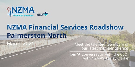 NZMA Financial Services Roadshow | Palmerston North tickets