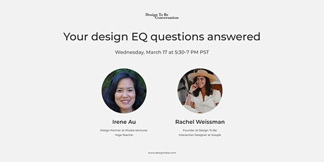 Your design EQ questions answered tickets