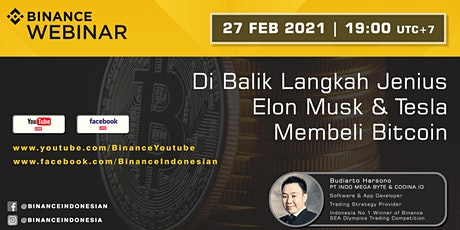 Di Balik Langkah Jenius Elon Musk & Tesla Membeli Bitcoin tickets