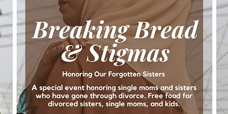 Breaking Bread and Stigmas tickets